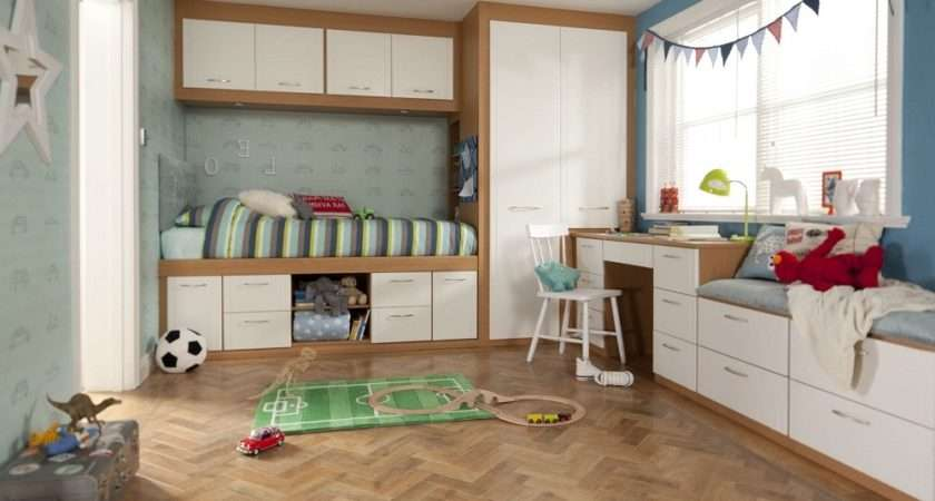 Cabin Beds Small Rooms Decorating Idea Room
