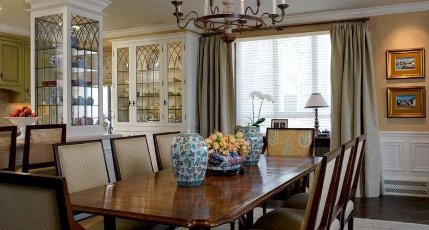 Cabinets Decorating Ideas Your Fantastic Dining Room