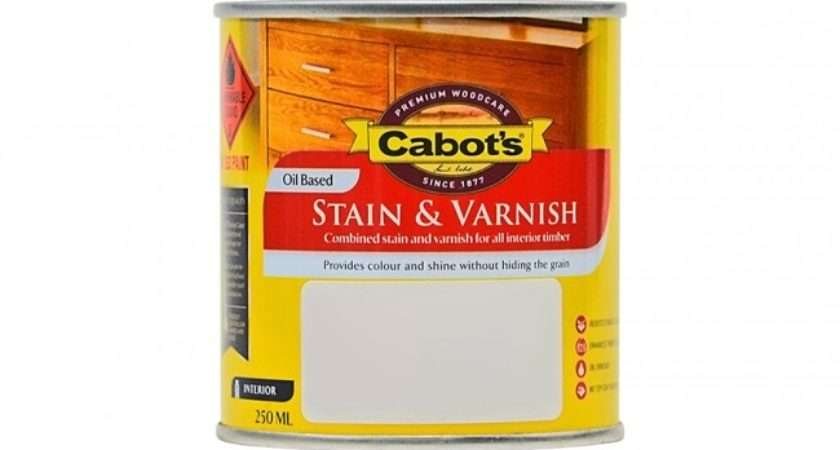 Cabot Stain Varnish Oil Based Cedar Gloss Woodcare