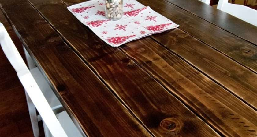 Caldwells Ikea Dining Table Makeover