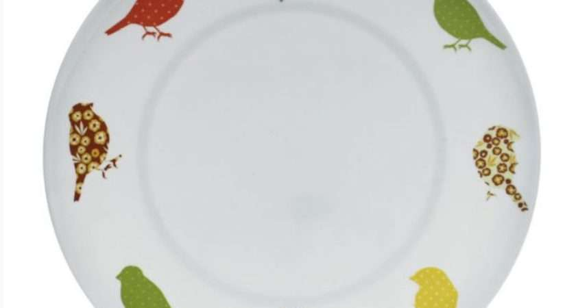 Camping Pretty Practical Plates Tableware