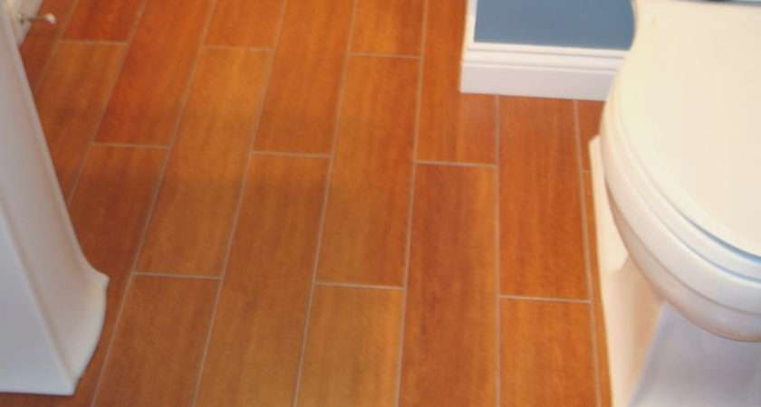 Can Install Laminate Flooring Bathroom Awesome