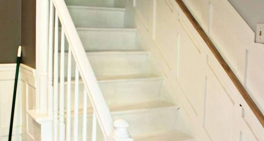 Can Paint Your Stairs Yes Transform