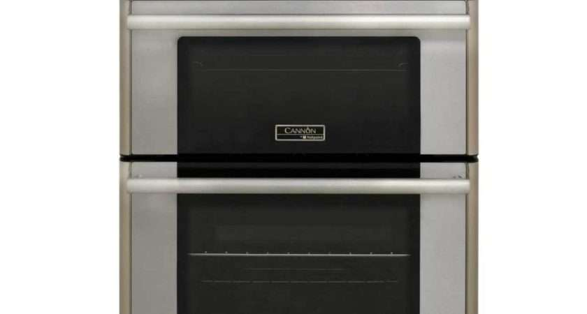 Cannon Hotpoint Gpxf Standing Gas Cooker