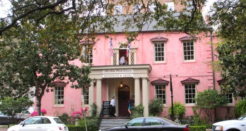 Cannundrums Olde Pink House Savannah