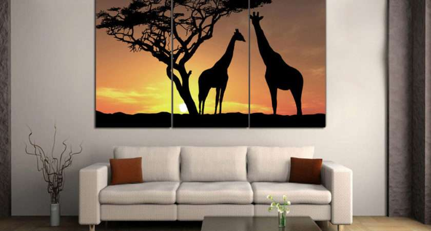 Canvas Print Home Decor Wall Art Poster Big
