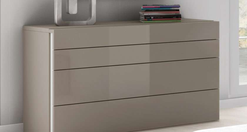 Cara Contemporary Chest Drawers Furniture London