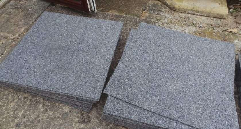 Carpet Tiles Classic Grey Tile