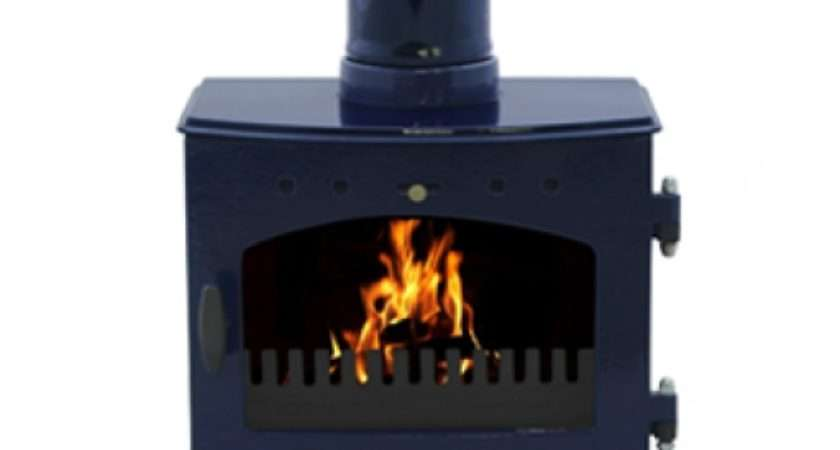 Carron Small Blue Enamelled Defra Approved Multi