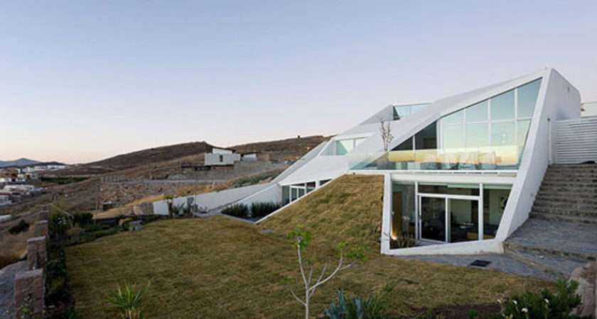 Casa Chihuahua Modern House Design Extreme Different