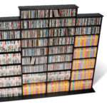Cases Dvd Storage Ideas Walmart