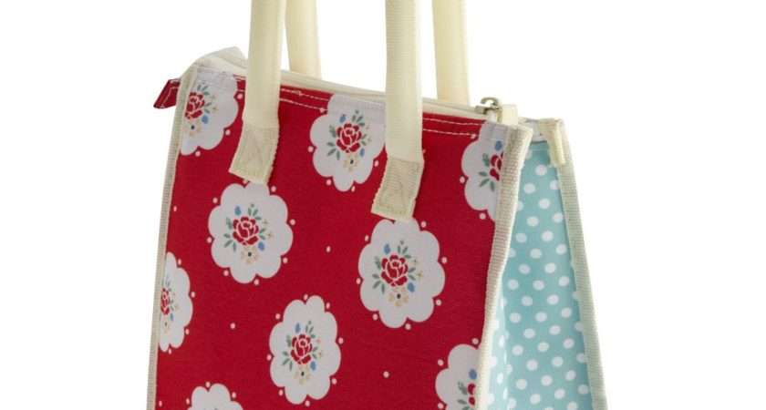 Cath Kidston Style Lunch Bag Todayibought