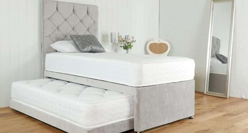 Cavendish Fabric Guest Bed Bedsonlegs