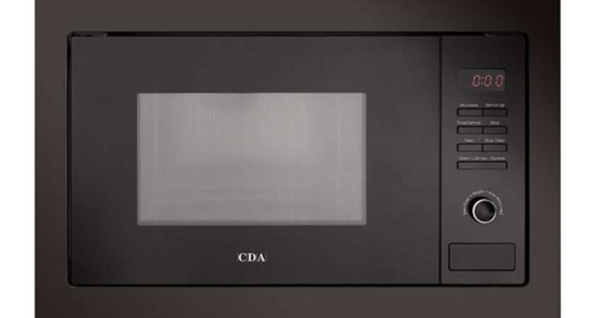 Cda Integrated Built Microwave Oven