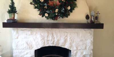 Celebrating Christmas Without Tree Beachy Wreaths
