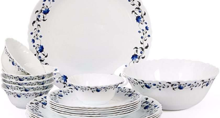 Cello Imperial Vinea Pack Dinner Set Price India