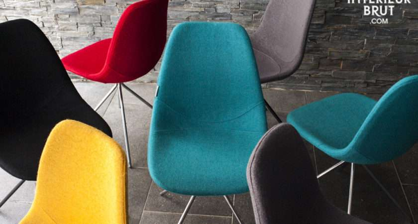 Chair Piramis Blue Style Available Several Colours