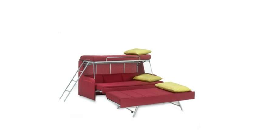 Chair Turns Into Twin Bed Decorate House