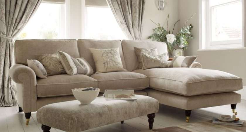 Chaise End Sofa Right Hand Facing Laura Ashley Made Order