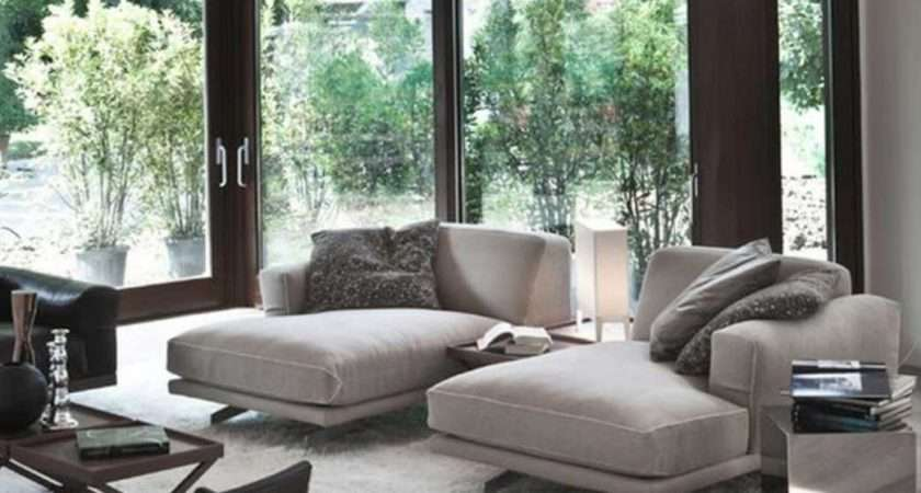 Chaise Lounge Living Room Cool Grey Color Ideas