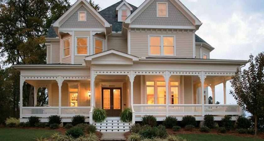 Characteristics English Victorian Houses House Style Design