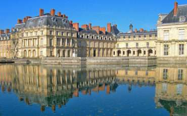 Chateau Fontainebleau Outside Paris Parisianist