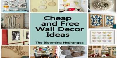 Cheap Decorating Ideas Living Room Walls Good Small Wall