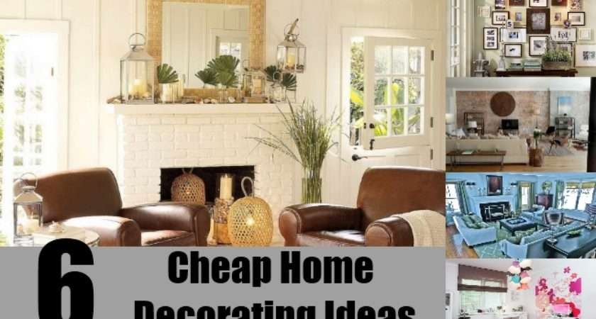 Cheap Home Decorating Ideas Simple Cheapest Way Decorate