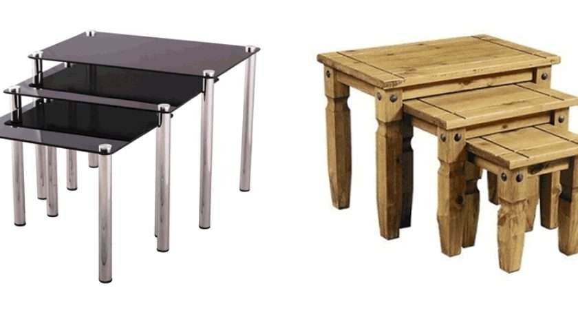 Cheap Nest Tables Glass Wood Modern Classic Styles
