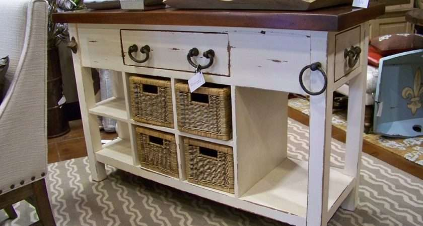 Check Out Swanky New Kitchen Island Freestanding