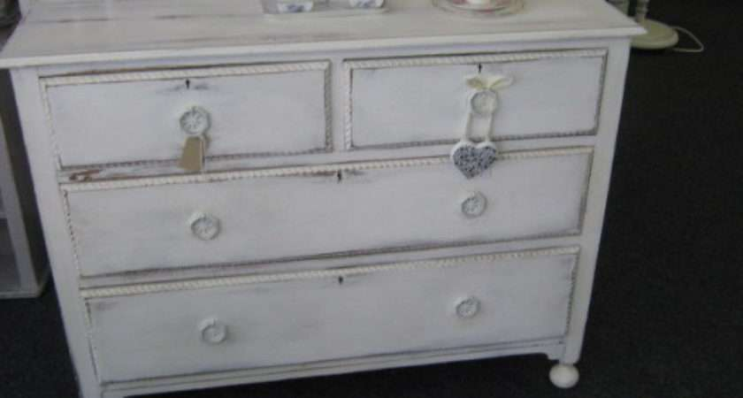 Chest Drawers Mirrors Vintagefresh Shabby Chic