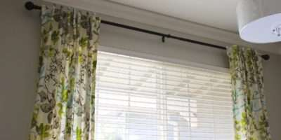 Chic Little House Sew Back Tab Drapes