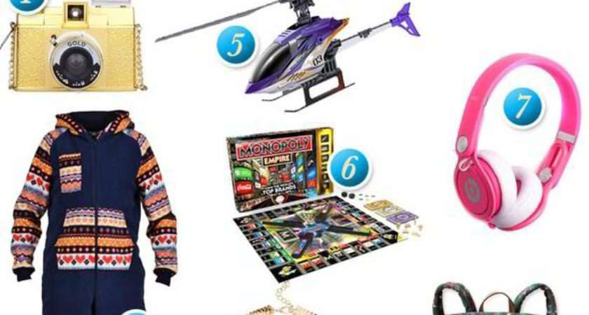 Children Gift Guide Christmas Presents Galore