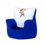 Children Kids Character Bean Bag Arm Chairs Toddler Seat