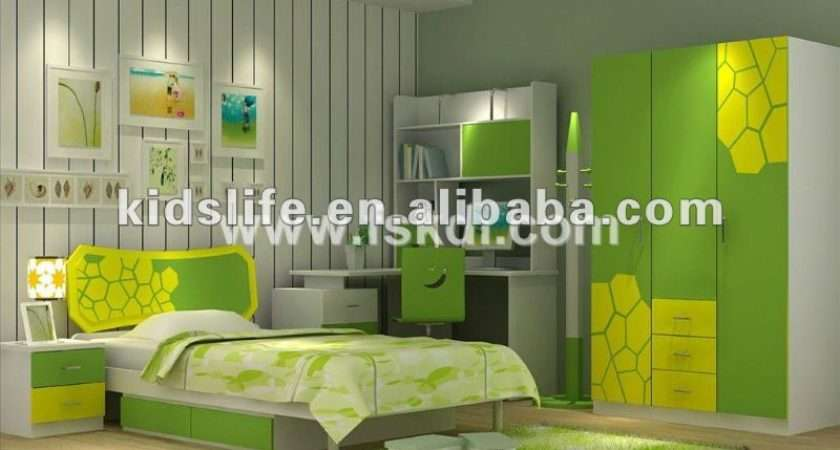 Childrens Bedroom Furniture Medium