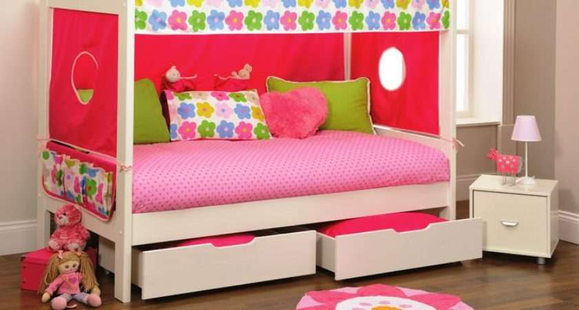 Childrens Beds Stompa Play Wooden Day Bed