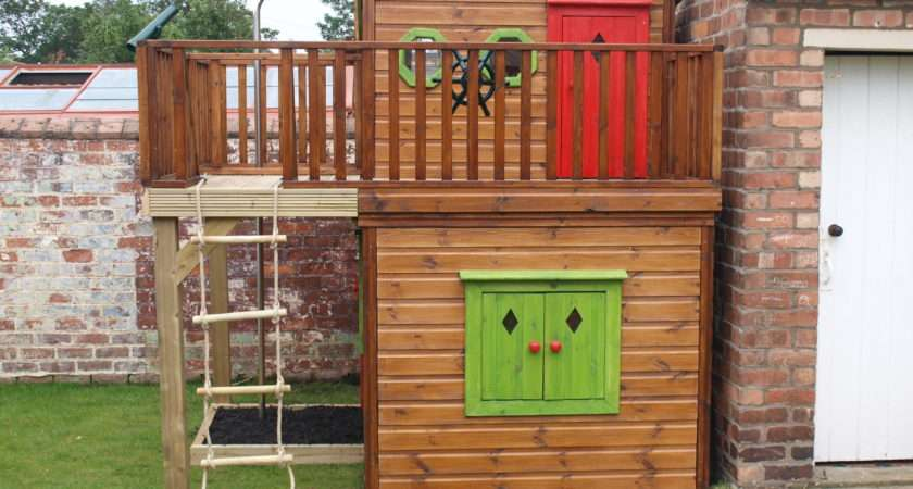Childrens Wooden Playhouse Playhouses Company