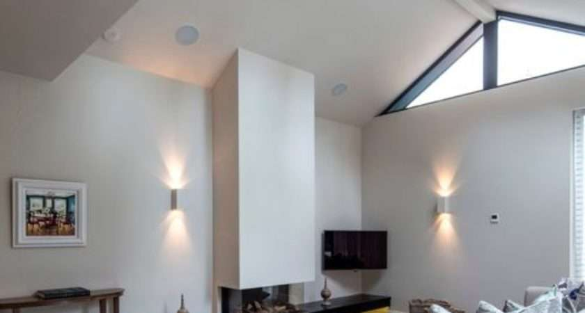 Chimney Breast Contemporary Houzz