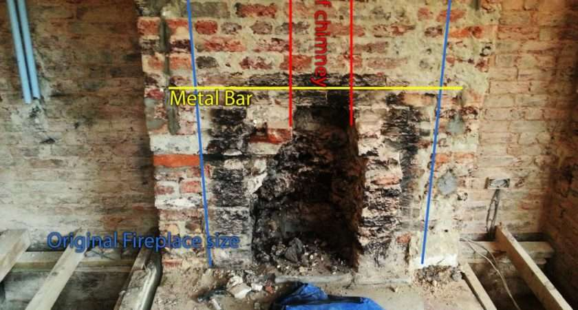 Chimney Small Would Unsupported Open