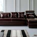 China Modern Design Corner Sofa Set