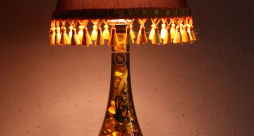 Choose Right Lamp Shade Make Bottle