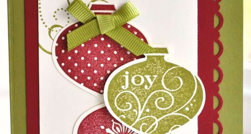 Christmas Card Making Class