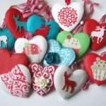 Christmas Craciun Hearts