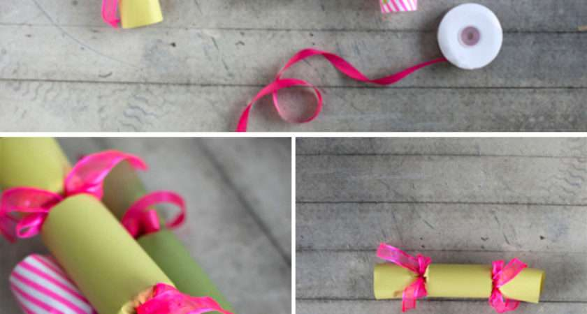 Christmas Crackers Diy