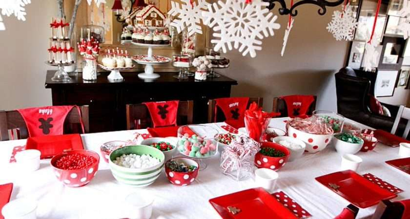 Christmas Games Party Themes Best Parties Ever
