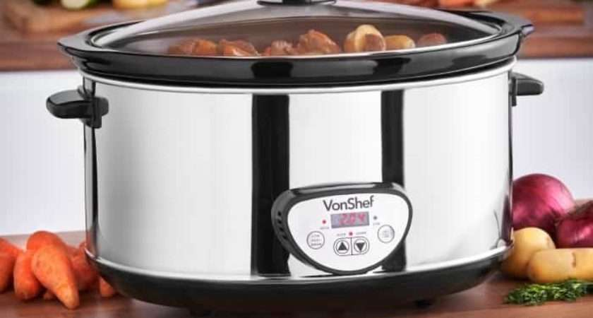 Christmas Gift Guide Slow Cooker Giveaway
