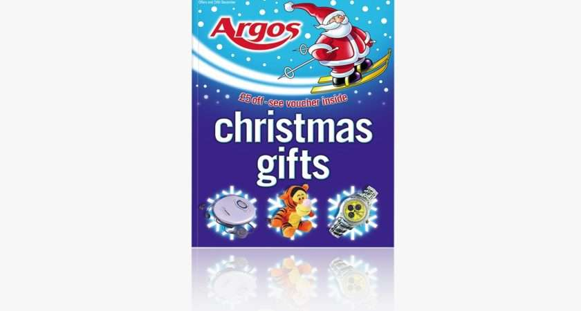 Christmas Gifts Catalogue Cover Design