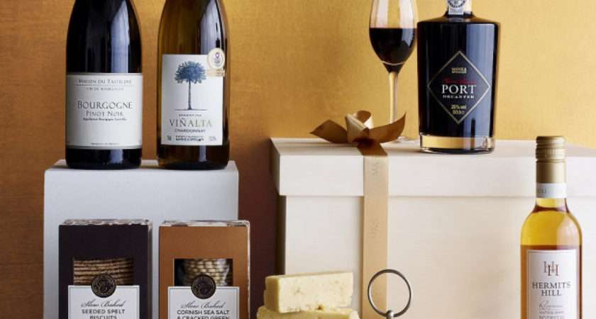 Christmas Hamper Ideas Waitrose Fortnum Mason