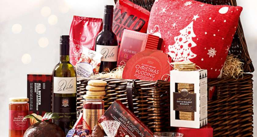 Christmas Hampers Want Them All