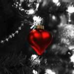Christmas Heart Beautiful Daily